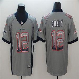 Men New England Patriots Tom Brady Jersey
